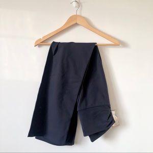 Tuff Athletics Navy Wide Leg Yoga Pants NWT